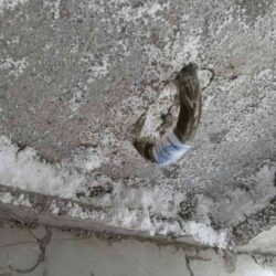 Испытания монтажных петель лифтовых шахт