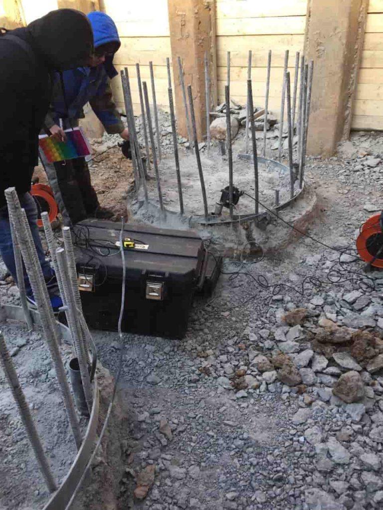 Сплошность бетона гост виброрейка для бетона аренда москва