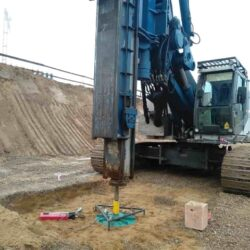 Испытание грунтов по ГОСТ, статическое зондирование