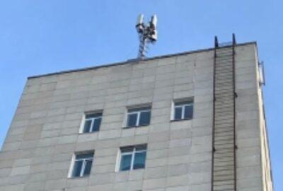 Испытания пожарных лестниц и ограждений в г. Екатеринбург