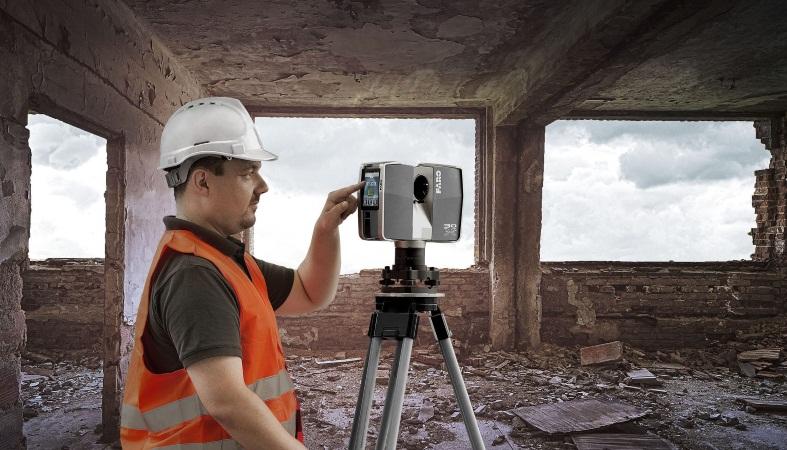 Обследование помещений зданий