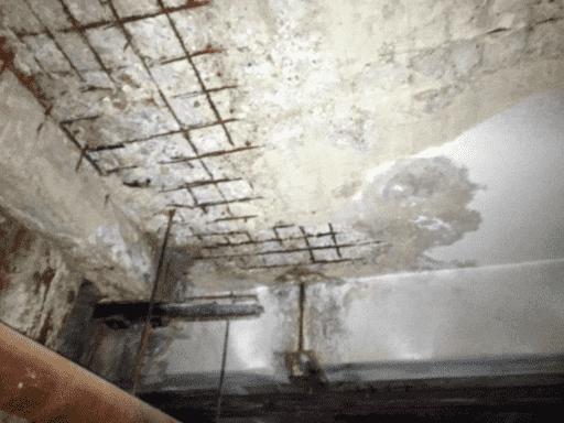 Обследование перекрытий зданий
