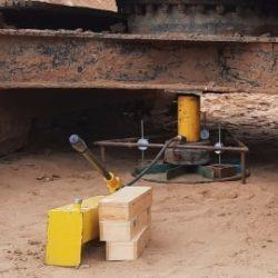 Определение модуля деформации грунта в с. Высокое